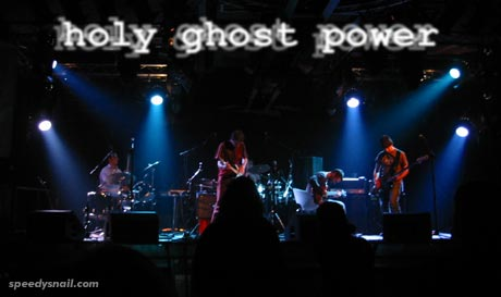Holy Ghost Power 1