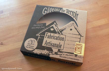 Gateau de Terroir