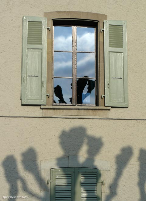 Window in Carouge