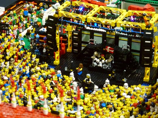 The Lego Show