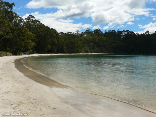 Fortescue Bay, December 2009