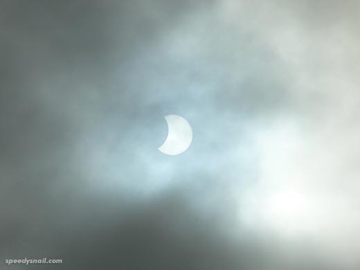 2015 Eclipse, Edinburgh
