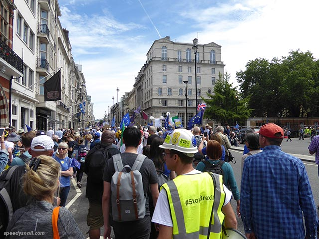 Marching Against Brexit 2