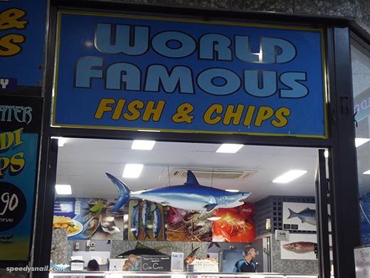 World Famous Fish & Chips