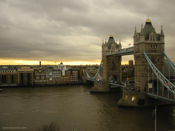 Tower Bridge, November 2004