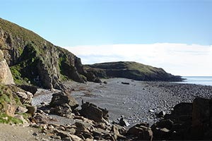 St Ninian's Cave