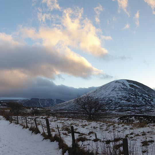 A9 to Aviemore