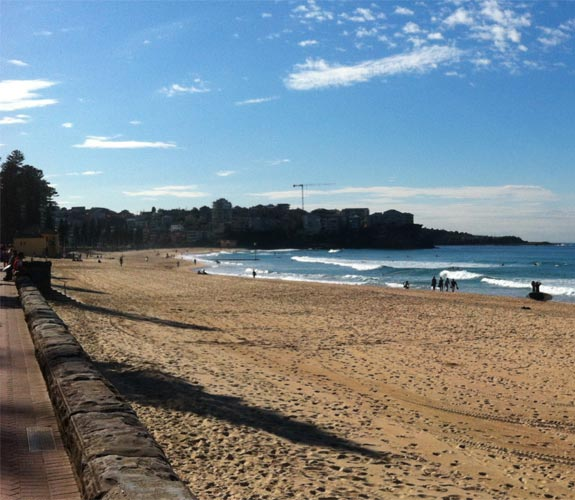 Manly Beach, Sydney, New South Wales